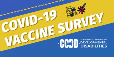 CCDD COVID-19 Vaccine Survey