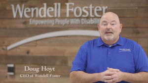 Doug Hoyt, CEO Wendell Foster Campus